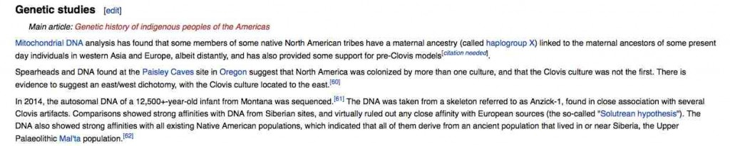 From Wikipedia, captured at 20:23 on February 14, 2014. Note the last sentence