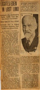 New York American article Nov. 10, 1924