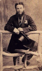 James 'Jimbo' Churchward circa 1880s